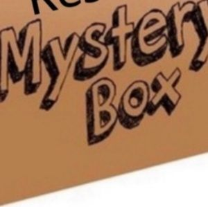 $40 Mystery Box, clothing only